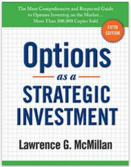 Lawrence G. McMillan Book